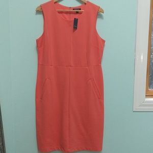 NTW Land's End Coral Dress